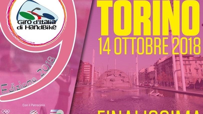Giro Handbike, tutto pronto per la finalissima