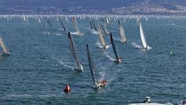 Barcolana 50,più grande regata del mondo
