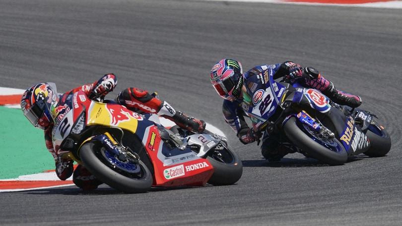 SBK Red Bull Honda, Camier: «Sarà un'incognita per tutti»