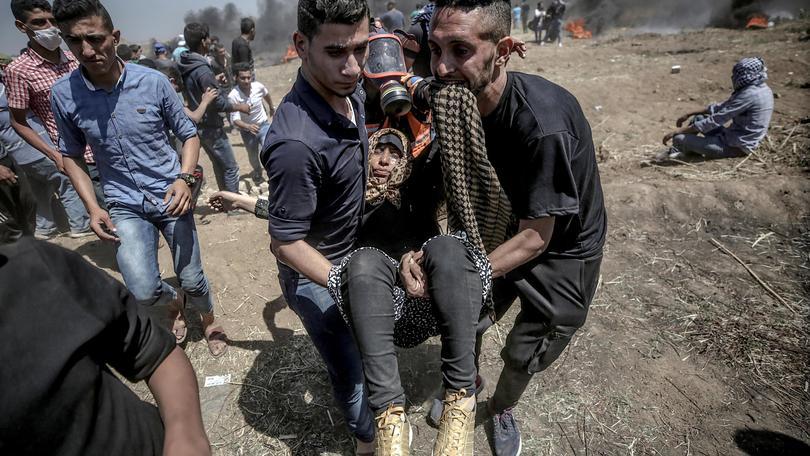 Gaza: uccisi 2 manifestanti palestinesi