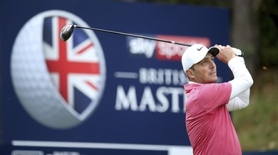 Golf, Molinari:«Una volta battuto Woods, non ho avuto più timori»