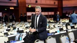 Marco Van Basten lascia la Fifa