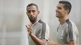 Juventus, Benatia:«Cristiano Ronaldo ha scritto la storia»