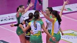 Volley: A2 Femminile, Trento-Marsala apre la 2a giornata