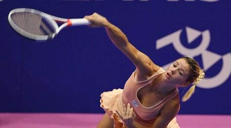 Tennis, Linz: la Giorgi in semifinale.È best ranking!