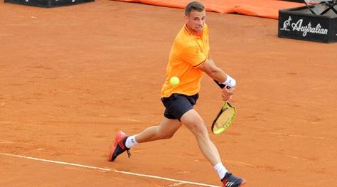 Tennis, Mosca: ottimo esordio di Napolitano