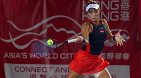 Tennis, Hong Kong: la Wang fa fuori Svitolina e Muguruza