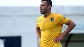 Serie A Parma, Calaiò: «Tornerò in campo. Non so se con questa maglia o un'altra»