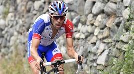 Pinot batte Nibali e vince il giro di Lombardia