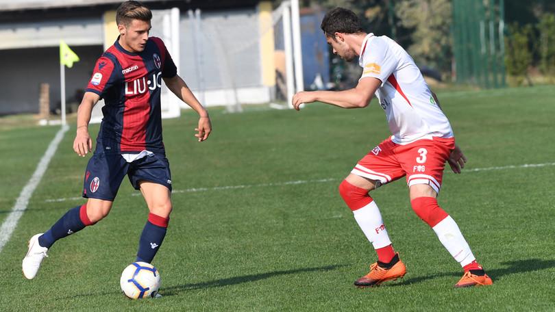 Bologna, Stanzani in prestito annuale al Pontedera