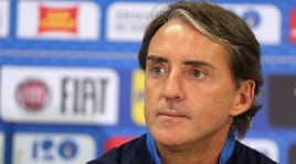 Nations League, Mancini: «Se l'Italia retrocede non è un dramma»