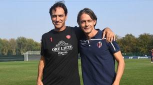 Nesta ferma Pippo Inzaghi: pari in amichevole