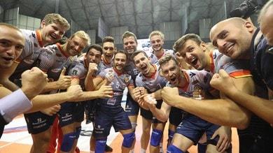 Volley: Superlega, nell'anticipo della 1a giornata Ravenna domina su Milano