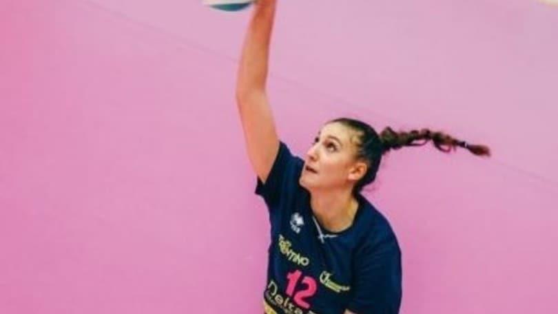 Volley: A2 Femminile, nell'anticipo del Girone B Trento batte Marsala
