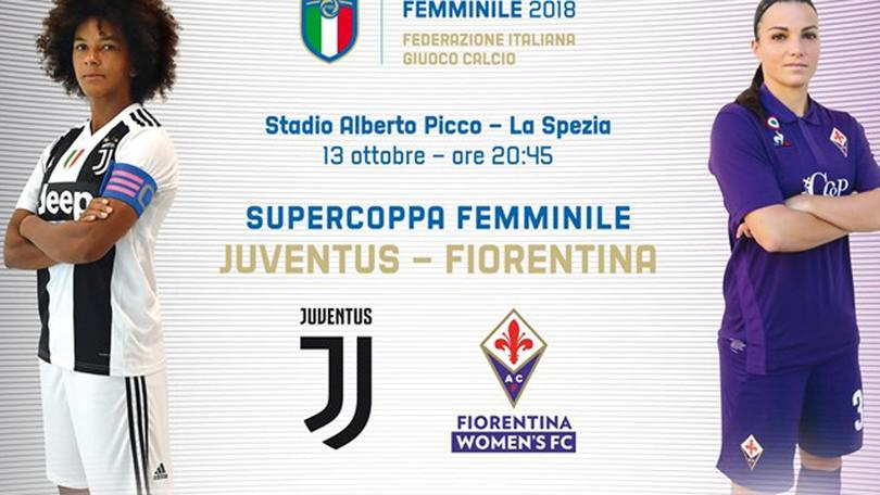 Fiorentina Women vince Supercoppa donne