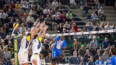 Volley: A2 Maschile Girone Bianco, Spoleto supera Alessano