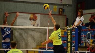 Volley: A2 Maschile Girone Blu, Grottazzolina corsara a Cisano Bergamasco