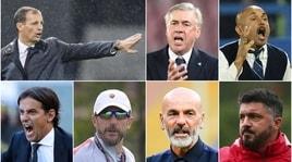 Astinenza da Serie A: arriva un mese di fuoco. E sarà caccia alla Juventus capolista