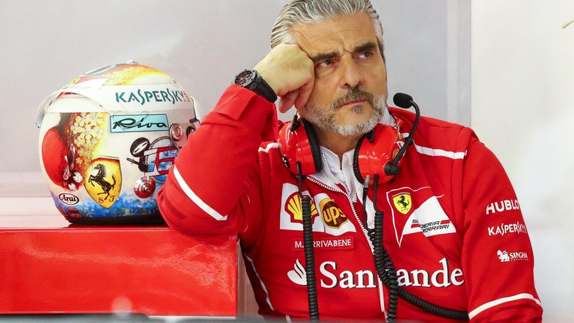 F1, Arrivabene: