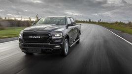 Dodge Ram 1500: foto