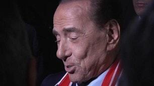 """Berlusconi: """"Kakà non giocherà nel Monza"""""""