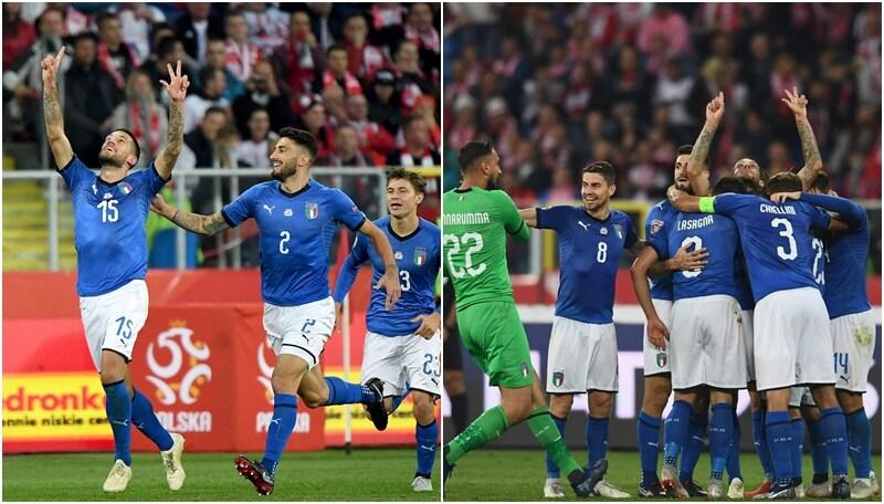 Biraghi salva l'Italia e dedica il gol ad Astori