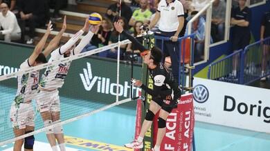 Volley: Superlega, le grandi partono forte