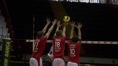 Volley: A2 Maschile, Girone Blu: nella giornata quattro successi in trasferta