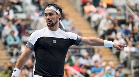 Tennis, due italiani nei primi 20: non succedeva da quarant'anni
