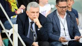 Serie A Frosinone, Stirpe: «Voglio far crescere la squadra. Possiamo ancora salvarci»