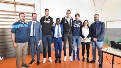 Volley: #Accendiamoilrispetto ha fatto tappa a Perugia