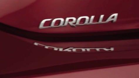 Toyota Corolla 2019: video