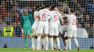 Nations League, Spagna-Inghilterra 2-3: il film della partita