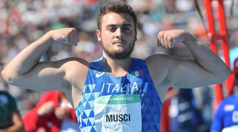 Olimpiadi Giovanili, altra medaglia per l'Italia: Musci bronzo nel peso