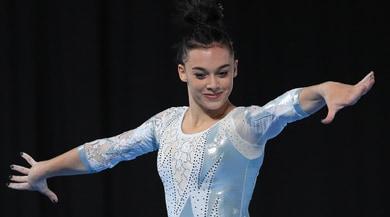 Giochi giovanili: terzo oro per Villa nella ginnastica, Italia da record