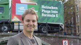 F1, Rosberg: «Un giorno ci sarà la fusione con la Formula E»
