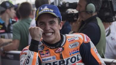 MotoGp, Marquez: «A Motegi per il titolo»