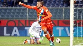 Serie A Spal, con la Roma ballottaggio Antenucci-Paloschi