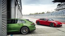 Nuova Porsche Panamera GTS, equilibrio sportivo