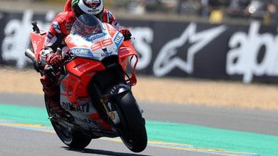 MotoGp, Lorenzo: «Voglio correre in Giappone»