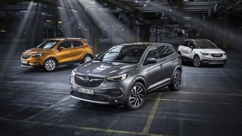 Opel, offensiva totale: 8 nuovi modelli ed elettrificazione entro il 2020