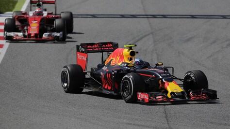 """F1, ad Austin arrivano i cordoli """"anti-Verstappen"""""""