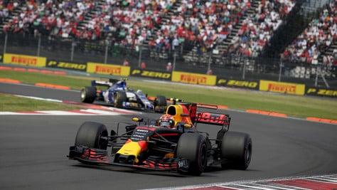 F1, Gp Messico: le scelte dei piloti per le gomme