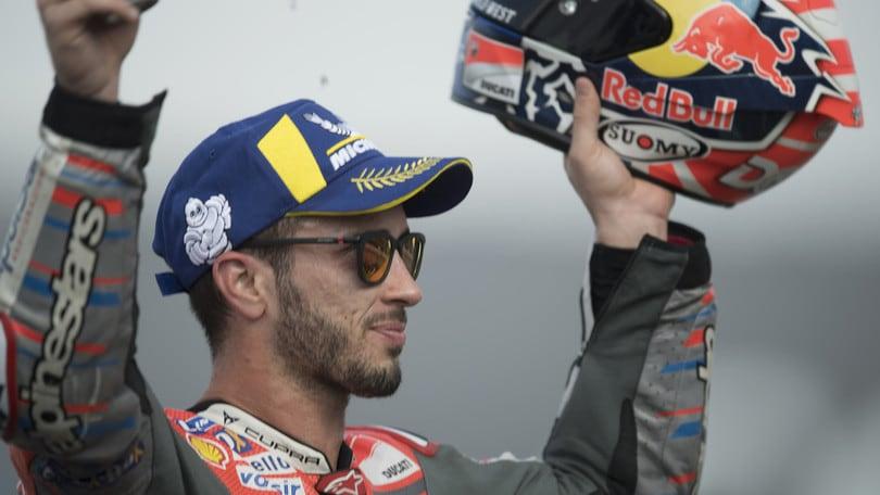 MotoGp Ducati, Dovizioso: «Giappone, voglio più del podio»
