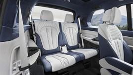 BMW X7: foto