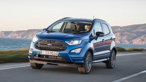 Ford EcoSport, un affare di famiglia