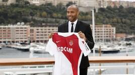 Monaco, Henry si presenta: «È una scelta di cuore»