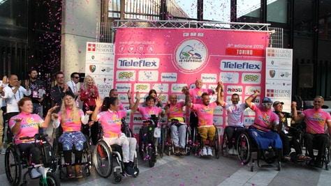 Giro d'Italia Handbike: i vincitori dell'ultima tappa