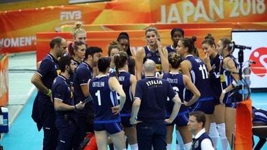 Volley: Mondiali Femminili: Mazzanti presenta la sfida con la Cina