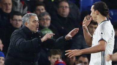Ibrahimovic: «Io e Mourinho criticati perché siamo noi stessi»